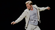 Derek Hough in 'The New York Spring Spectacular'