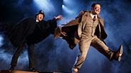 Billy Carter & Robert Petkoff in '39 Steps'