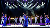 The Cast of Summer, The Donna Summer Musical on Broadway
