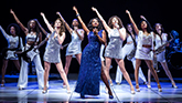 The cast of Summer: The Donna Summer Musical