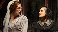 Keira Knightley as Therese Raquin and Judith Light as Madame Raquin in 'Therese Raquin'