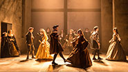 The cast of Broadway's 'Wolf Hall'