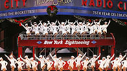 A scene from the The Radio City Christmas Spectacular.