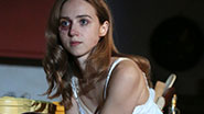 Zoe Kazan in a scene from 'When We Were Young and Unafraid'