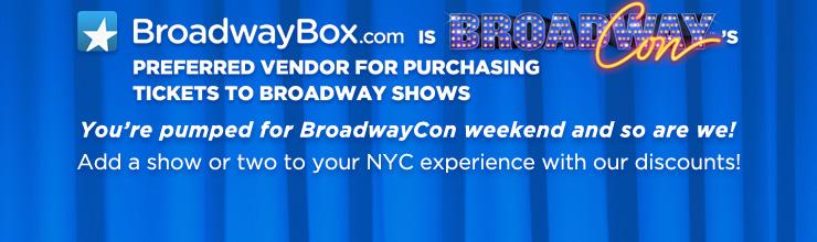 BroadwayBox & BroadwayCon 2017
